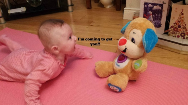 fisher price laugh learn love play puppy